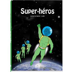 BD personnalisées pour les garçon Super Héros
