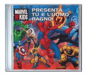 chanson personnalisée enfant en italien uomo ragno