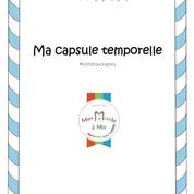 Couverture du kit de la capsule temporelle