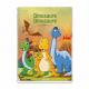 Livre personnalisé sur les dinosaure pour un cadeau unique