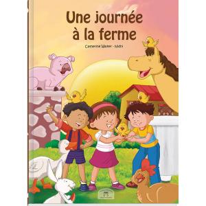 Histoire personnalisée pour les enfants avec les animaux de la ferme