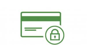 Paiement sécurité avec cartes, chèques et virement