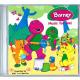 Coffret de chansons au prénom de l'enfant sur Barney