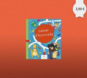 Cahier d'activités pour les enfants à télécharger
