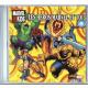 CD personnalisé pour les enfants les héros marvel