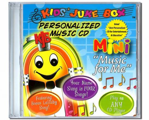 chanson personnalisé en anglais Mini Music for me