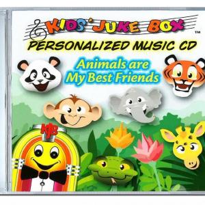 Animals best friends - des chansons personnalisées sur les animaux en anglais