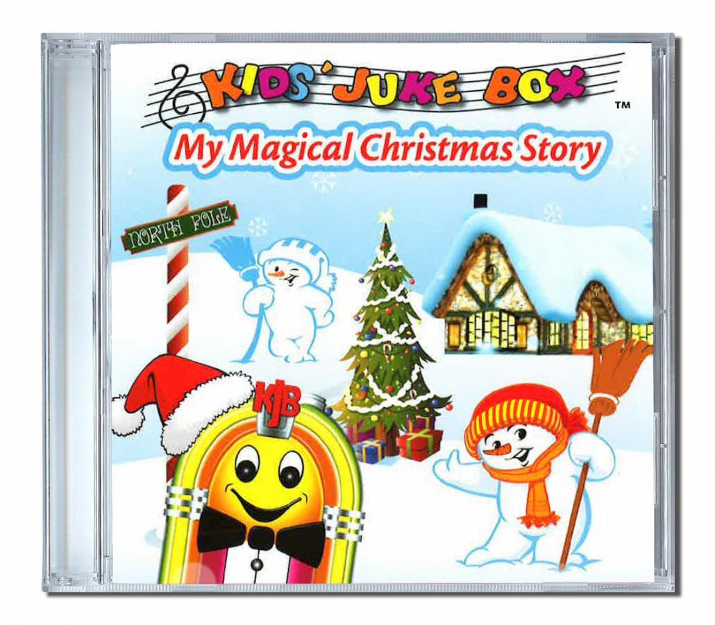 Histoires de Noël personnalisées en Anglais magical christmas story