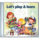 chanson personnalisée en anglais let's play and learn
