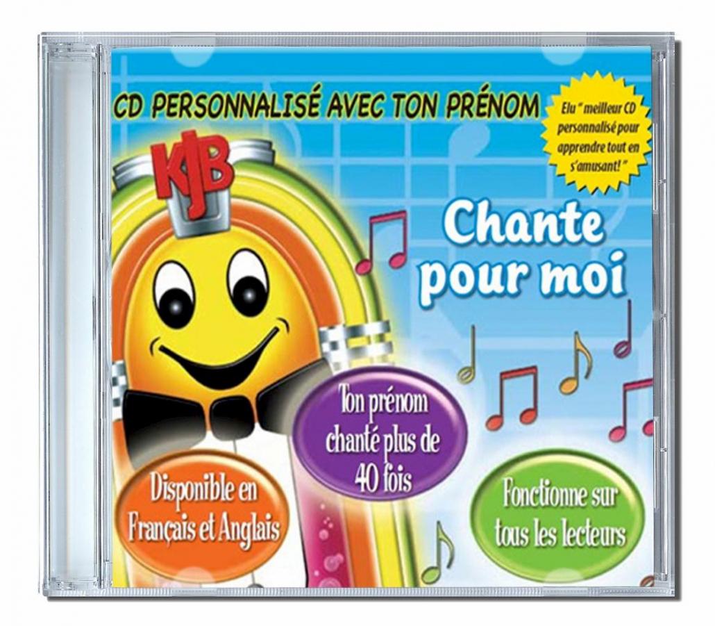 Chante pour Moi chanson prénom pour les enfants