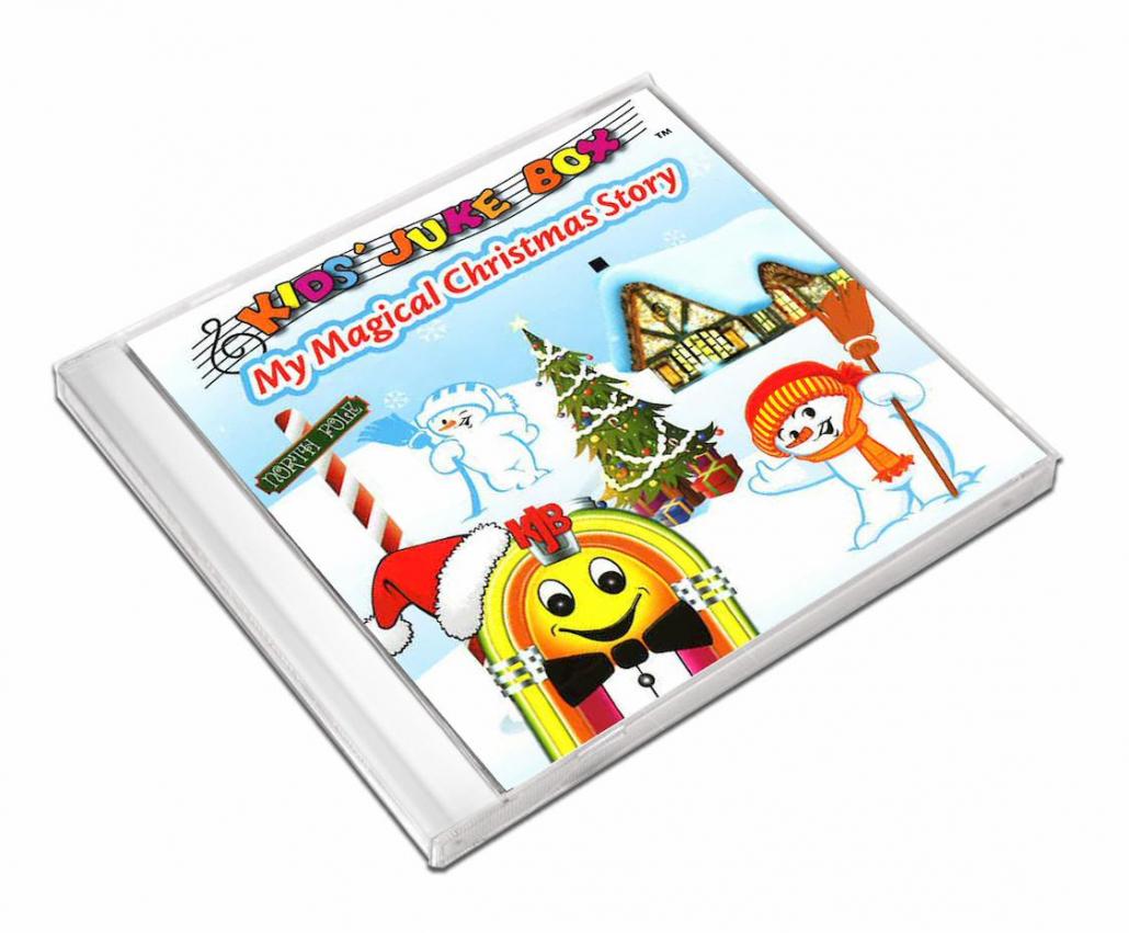 Comptine de Noël en Anglais My magical christams