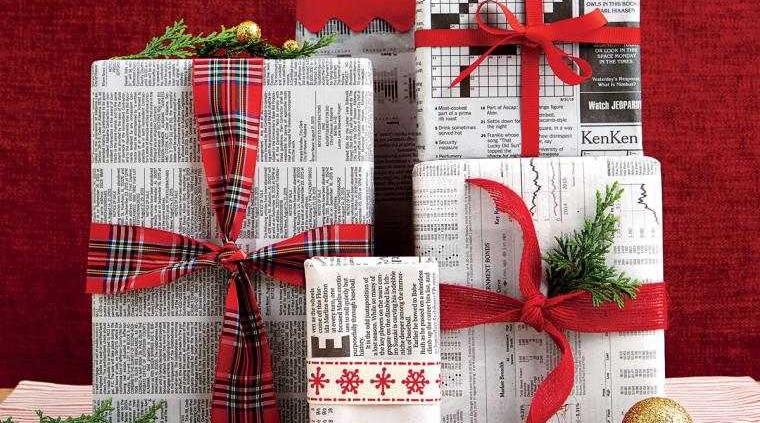 Idée pour les emballages cadeaux pour enfants
