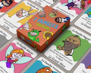 Jeux des 7 familles Emotions 3 en 1 avec kitémotion à télécharger