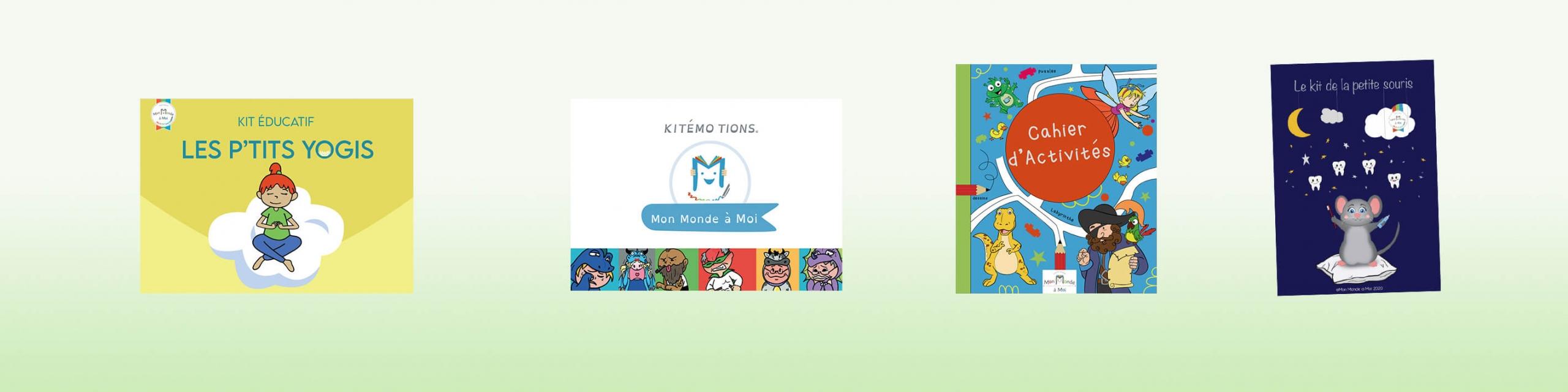 kits éducatifs en téléchargement pour la confiance en soi des enfants