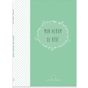 Livre de naissance mon album de bébé personnalisé avec photo
