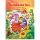 Livre personnalisé pour les enfants sur le thème des fées