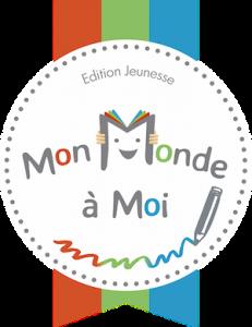 Logo Mon Monde à Moi créateur d'histoires personnalisées pour les enfants