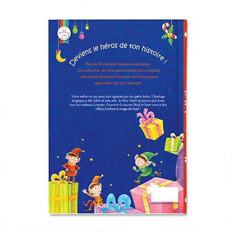 Conte de Noël personnalisé pour les enfants