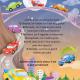 Poème personnalisé enfant sur les voitures